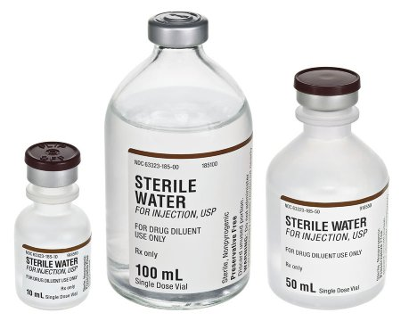 Diluent Sterile Water for Injection Preservative Free u2026  sc 1 st  McKesson Medical-Surgical & APP Pharmaceuticals 63323018500 - McKesson Medical-Surgical