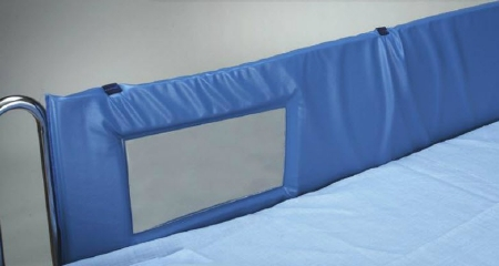 Skil-Care™ Split Rail Bed Bumper Pad
