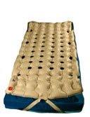 Mattress Overlay WAFFLE® Econocare Plus 3-1/2 X 34 X 76 Inch Product Image