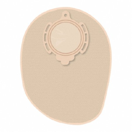 Ostomy Pouch Flexima� 3S Two-Piece System 7-1/4 Inch Length Closed End