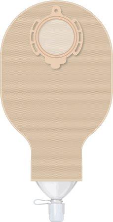 B.BRAUN 933180NA Ostomy Pouch Flexima® 3S High Flow Two-Piece System 12 Inch Len