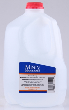 Misty Mountain Water 0-52241-78001 - McKesson Medical-Surgical