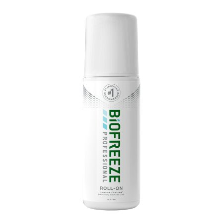 Topical Pain Relief Biofreeze® Professional 5% Strength Menthol Topical Gel 3 oz. Product Image