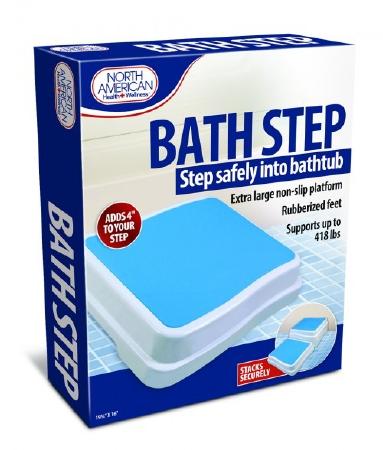 Jobar North American Health & Wellness Bath Step