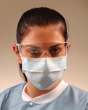 surgical mask crosstex