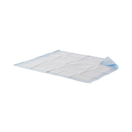 Positioning Underpad Wings™ Quilted Premium Strength 30 X 36 Inch Disposable Airlaid Heavy Absorbency Product Image