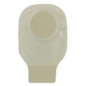 GENAIREX  7209234 Ostomy Pouch Securi-T® Two-Piece System 9 Inch Length 2-3/4 In