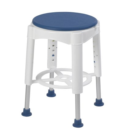 Shower Chair drive™ Without Arms Plastic Frame Without Backrest 14 Inch Seat Width Product Image
