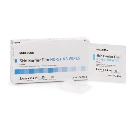 Skin Barrier Wipe, Individual Packet 2.4