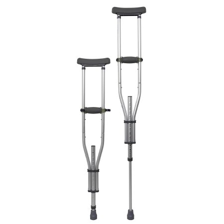 McKesson Underarm Crutches