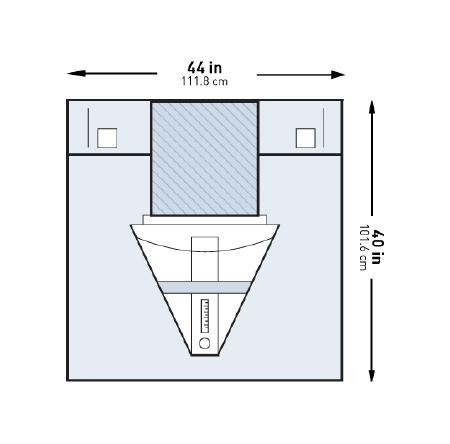McKesson Brand 183-I80-14106-S