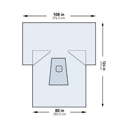 McKesson Brand 183-I80-09158G-S