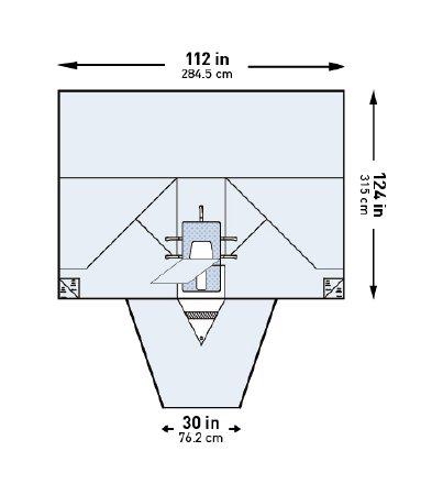 McKesson Brand 183-I80-05174G-S
