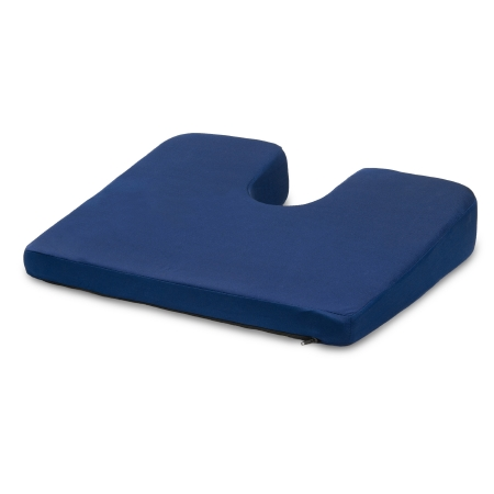 Coccyx Support Seat Cushion McKesson 18 W X 14 D X 3 H Inch Foam Product Image