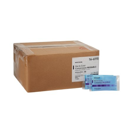 Hot / Cold Pack McKesson X-Small Reusable 2-1/2 X 5 Inch Product Image