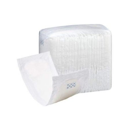 Incontinence Liner Attends® Insert Pad 24-3/4 Inch Length Moderate Absorbency Polymer Core One Size Fits Most Adult Unisex Disposable Product Image
