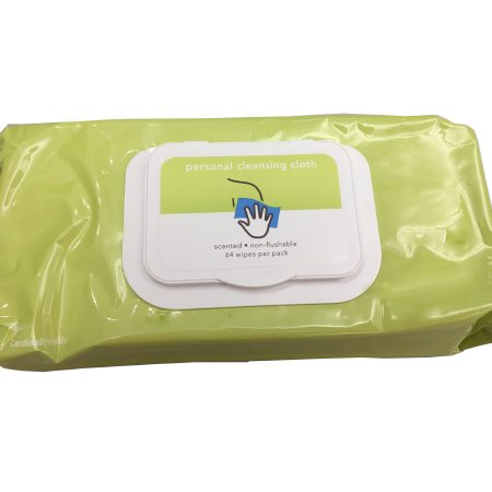 Cardinal Personal Cleansing Cloth