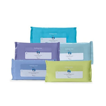 Personal Wipe Cardinal Health Soft Pack Aloe Unscented 64 Count Product Image