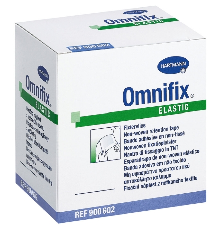 Dressing Retention Tape Omnifix® Radio-transparent Synthetic Rubber / Fiber 2 Inch X 10 Yard White NonSterile Product Image