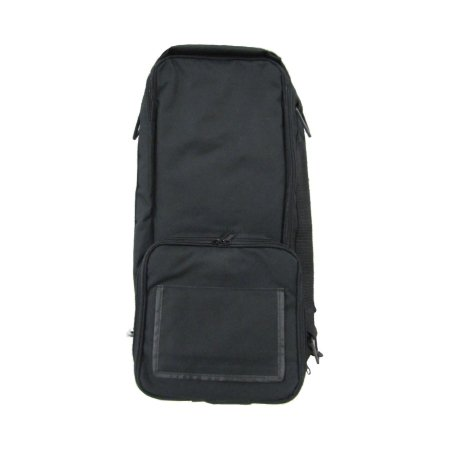 Feeding Pump Backpack McKesson Black, Pump Pocket, Outside View Window, Solution Wrap, Support Straps Product Image