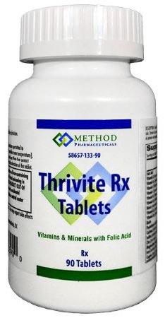 Method Pharmaceuticals 58657013390