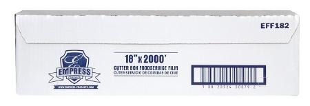 RJ Schinner Co EFF182