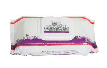 Cardinal Scented Personal Wipe, 96 per Package