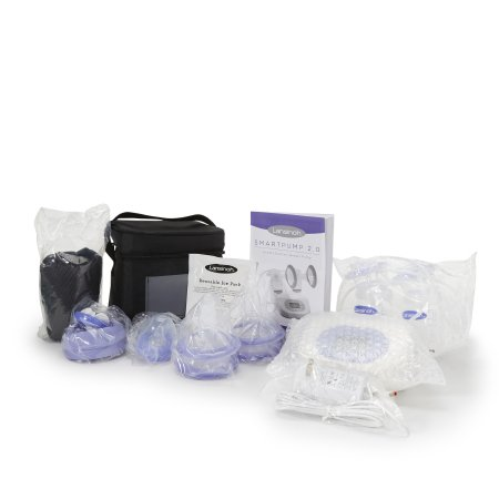 Double Electric Breast Pump Kit Lansinoh® Smartpump™ 2.0 Product Image