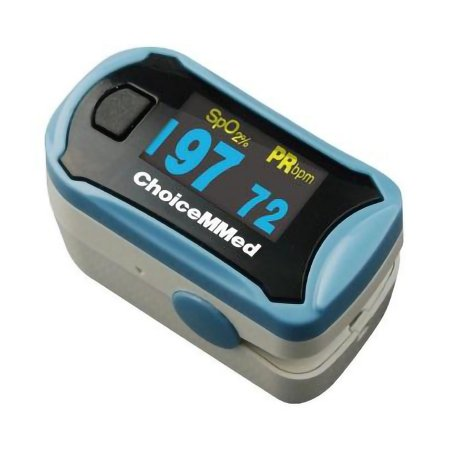 Fingertip Pulse Oximeter OxyWatch Battery Operated (1/each)