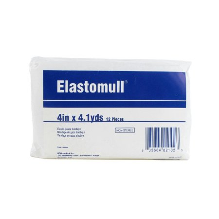 Elastomull® Sterile Conforming Bandage Roll, 4 Inch x 4.1 Yard