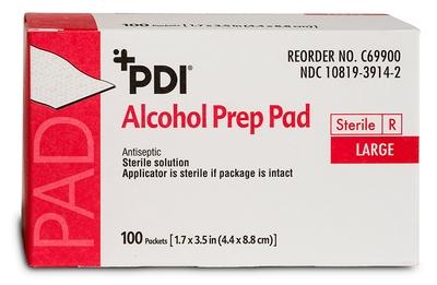 PDI® Alcohol Prep Pad