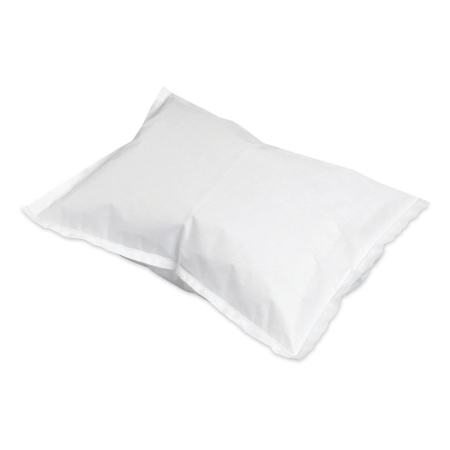McKesson Non-Woven Standard Disposable Pillowcase