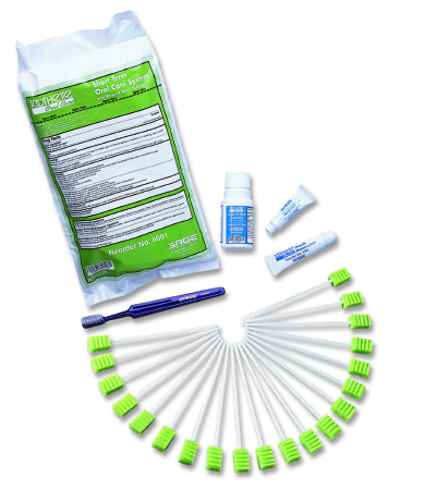 Short Term Swab System with Perox-A-Mint® Solution
