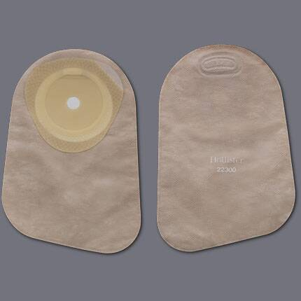INDEPENDENCE  82325 Colostomy Pouch Premier® One-Piece System 9 Inch Length 1 In