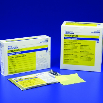 Xeroform™ Occlusive Petrolatum Dressing