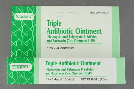 Fougera Triple Antibotic Ointment