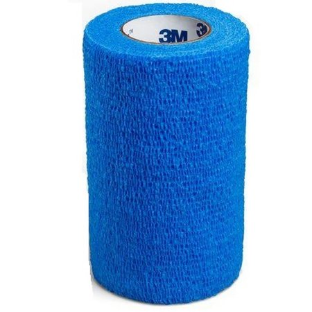 3M™ Coban™ Nonsterile Cohesive Bandage, 4 Inch x 5 Yard