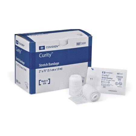 Curity™ Conforming Bandage, 2 x 75 Inch