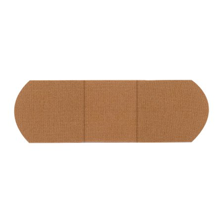 Adhesive Strip American® White Cross 3/4 X 3 Inch Fabric Rectangle Tan Sterile Product Image