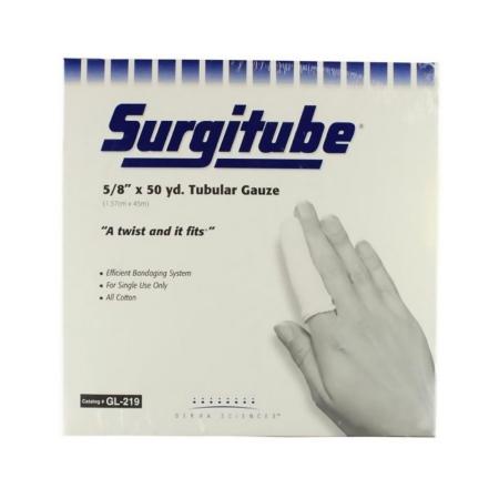 Surgitube® Tubular Bandage, 5/8 Inch x 50 Yard