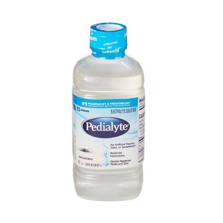 Pedialyte® Pediatric Oral Electrolyte Solution, 1 Liter Bottle