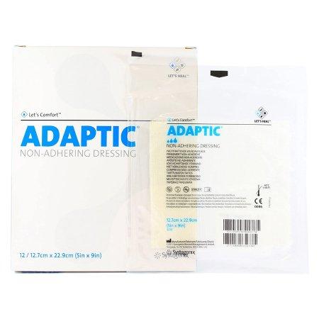 Systagenix Adaptic™ Non-Sterile Non-Adherent Gauze, 5 x 9 Inch