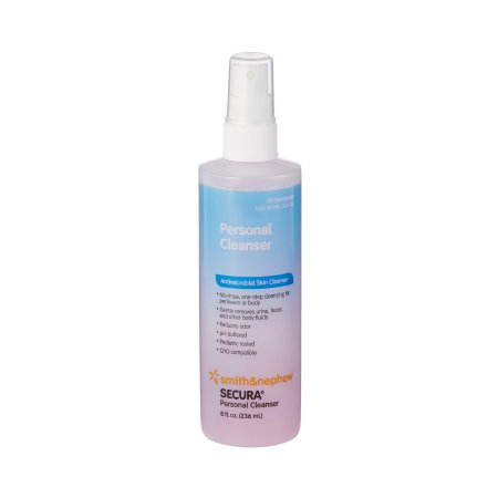 Antimicrobial Body Wash Secura™ Personal Liquid 8 oz. Bottle Scented Product Image