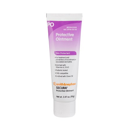 Smith & Nephew Secura™ Skin Protectant 2.47 Tube
