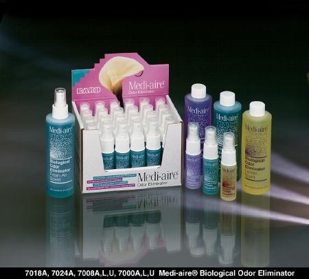 Medi-aire® Odor Neutralizer, 8 oz. Spray Bottle