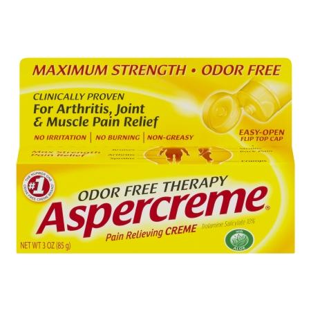 Aspercreme® Trolamine Salicylate Topical Pain Relief, 3 oz.