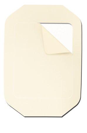 3M™ Tegaderm™ Rectangular Transparent Sterile Film Dressing, 4 x 4-3/4 Inch