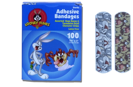 Stat Strip® Looney Tunes™ Bandages