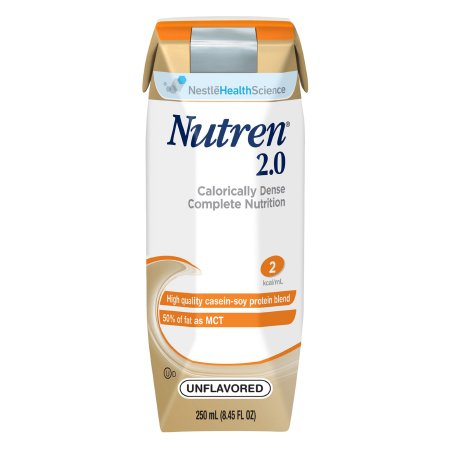 Tube Feeding Formula Nutren® 2.0 8.45 oz. Carton Ready to Use Unflavored Adult Product Image