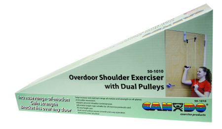 CanDo® Shoulder Pulley Exerciser